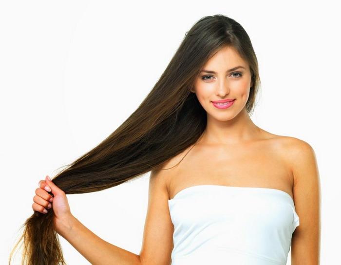 Витамины позволяют улучшить структуру волос