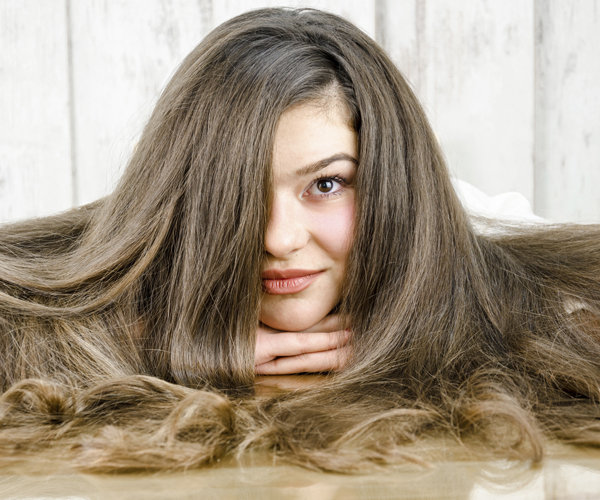 Здоровые волосы