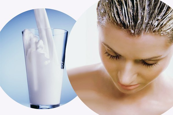Использование кефира в качестве укрепляющего средства для волос