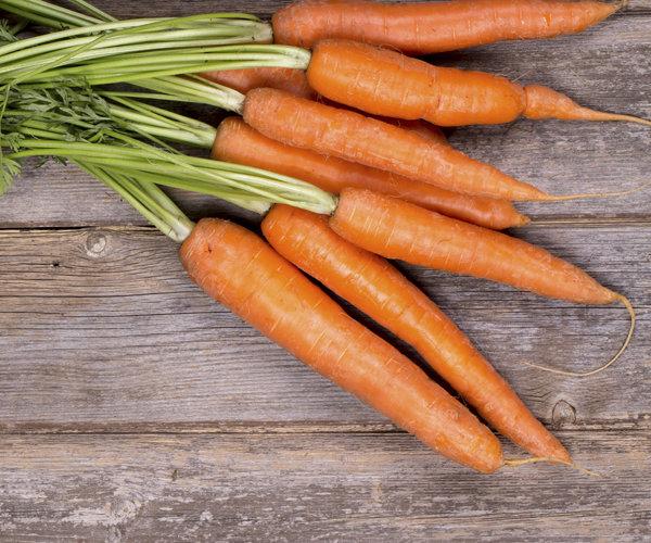 Витамин группы A – морковь