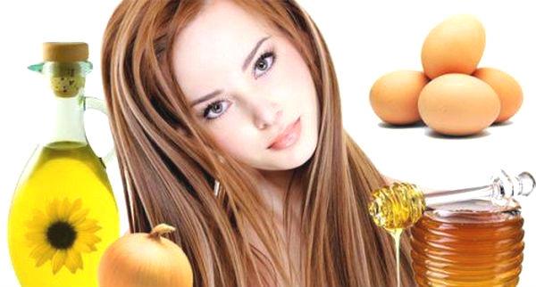Маски для волос на основе натуральных продуктов