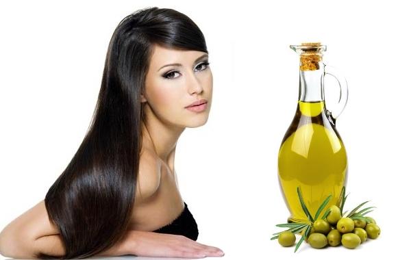 Маслотерапия или оливковое масло для тонких волос