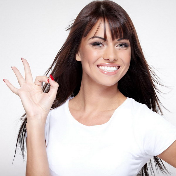 Люди с красивыми волосами более уверены в себе