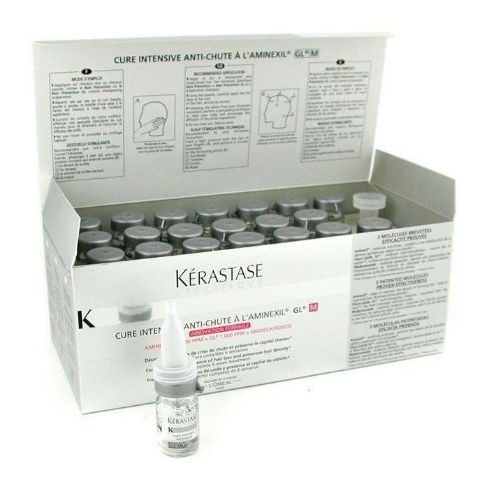 Kérastase – ампулы для укрепления волос