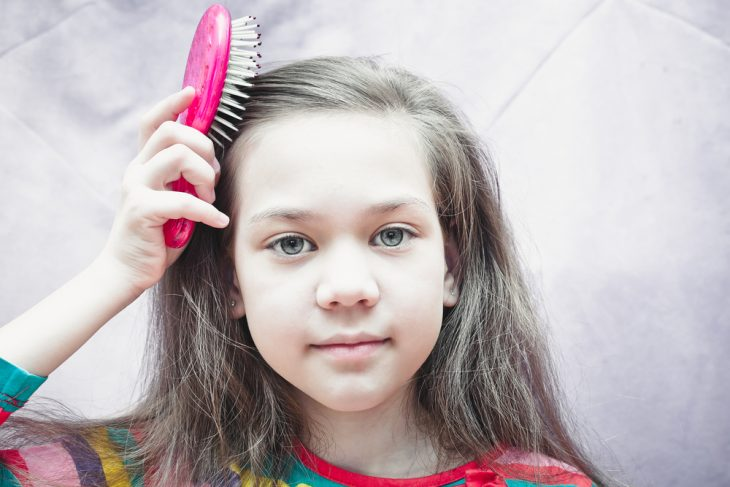 Жирные волосы как симптом нарушения их здоровья