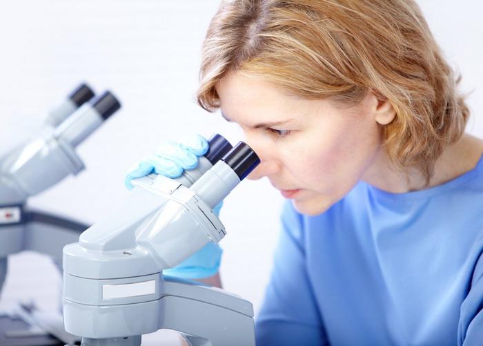Изучение анализа в лаборатории на предмет присутствия паразитов