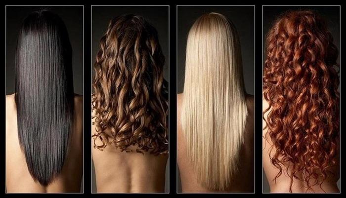 В продаже можно найти лечебные шампуни для всех типов волос