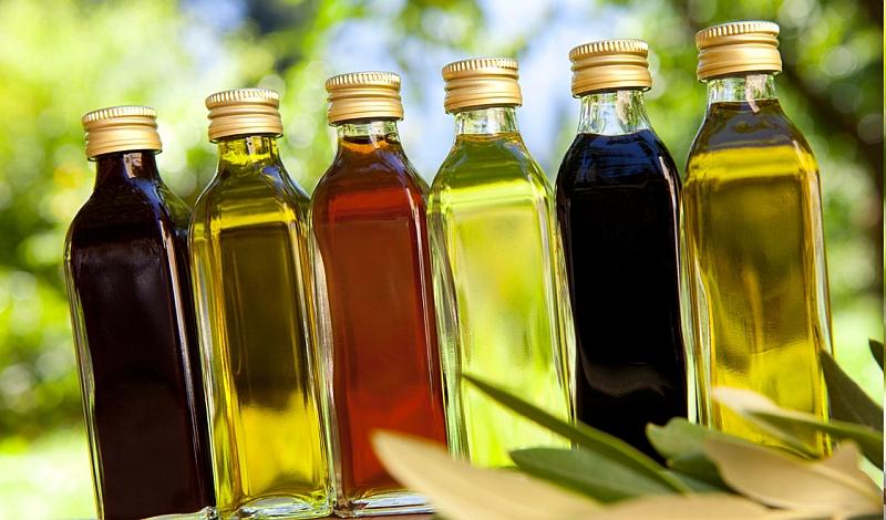 Природные масла содержат множество полезных веществ