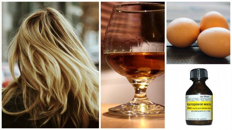 Регулярные маски с касторовым маслом способны изменить волосы до неузнаваемости