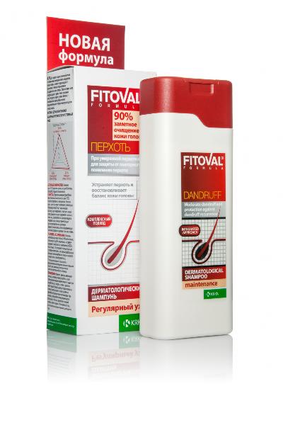 Лечебные шампуни Фитовал дают хороший терапевтический эффект