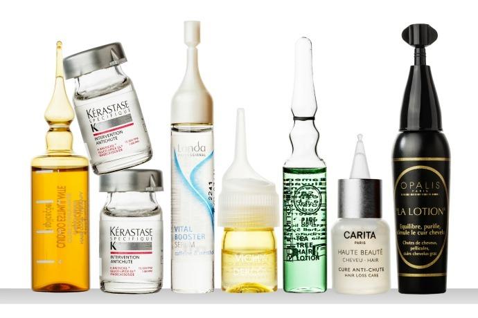 Лекарственные препараты для укрепления волос