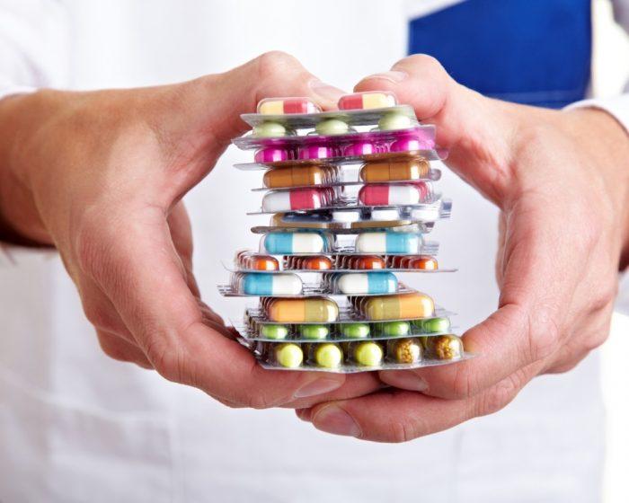 Разнообразие антиандрогенов
