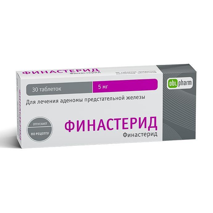 Основной препарат при генетическом облысении