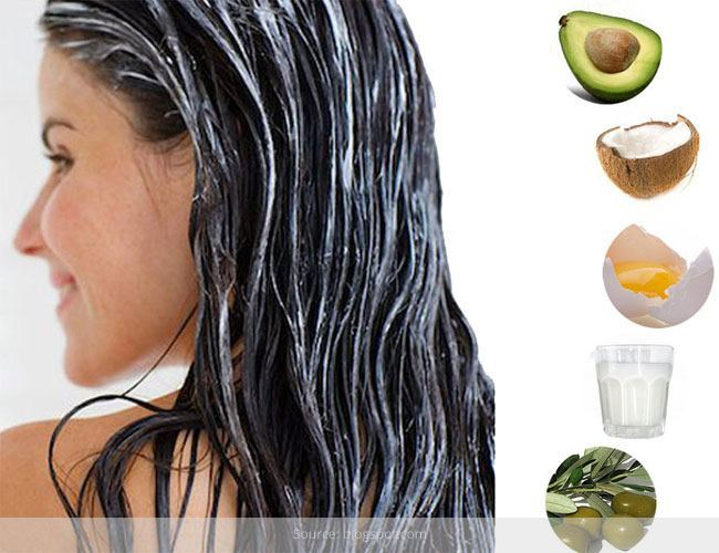 Позаботьтесь о питании волос