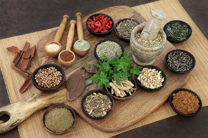 Растительные антиандрогены