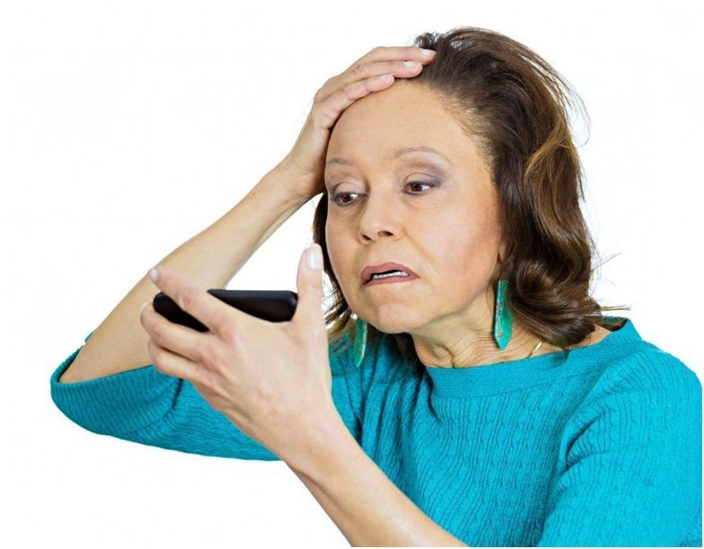 Облысение – проблема многих женщин в возрасте сорока и более лет