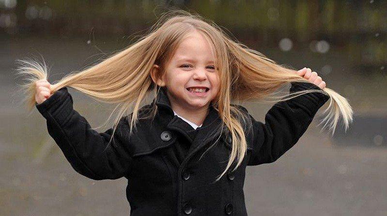 Выпадение волос у детей – не такая и редкость