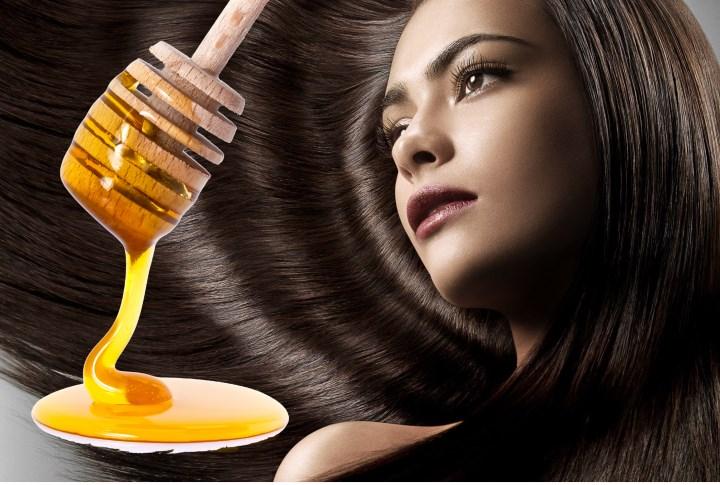 Сила меда помогает красоте локонов