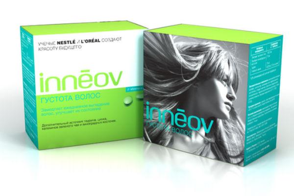 БАД «Густота волос» от фирмы «Иннеов» борется с диффузной алопецией у мужчин и женщин