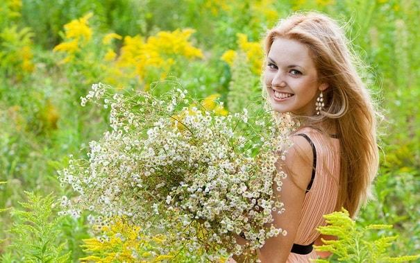 Дары природы для красоты