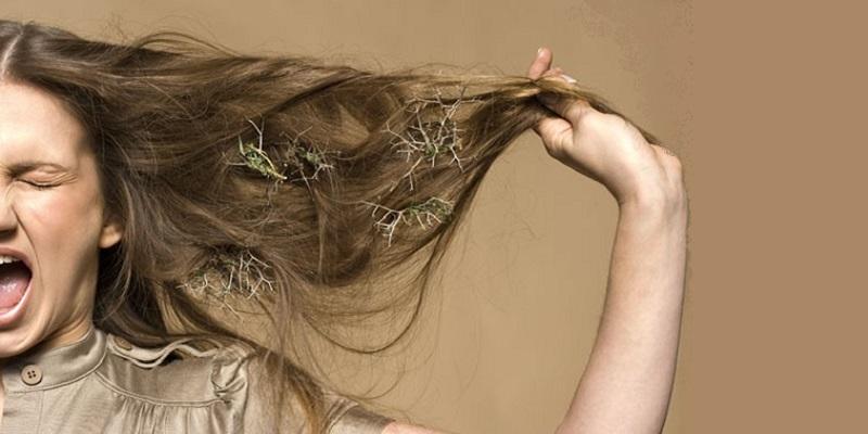 Борьба со стрессом помогает сохранить волосы при диффузном облысении