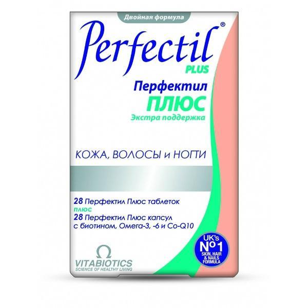 «Перфектил» способствует росту волос