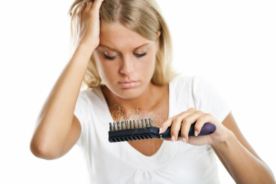 Переживания и стресс уменьшают силу шевелюры
